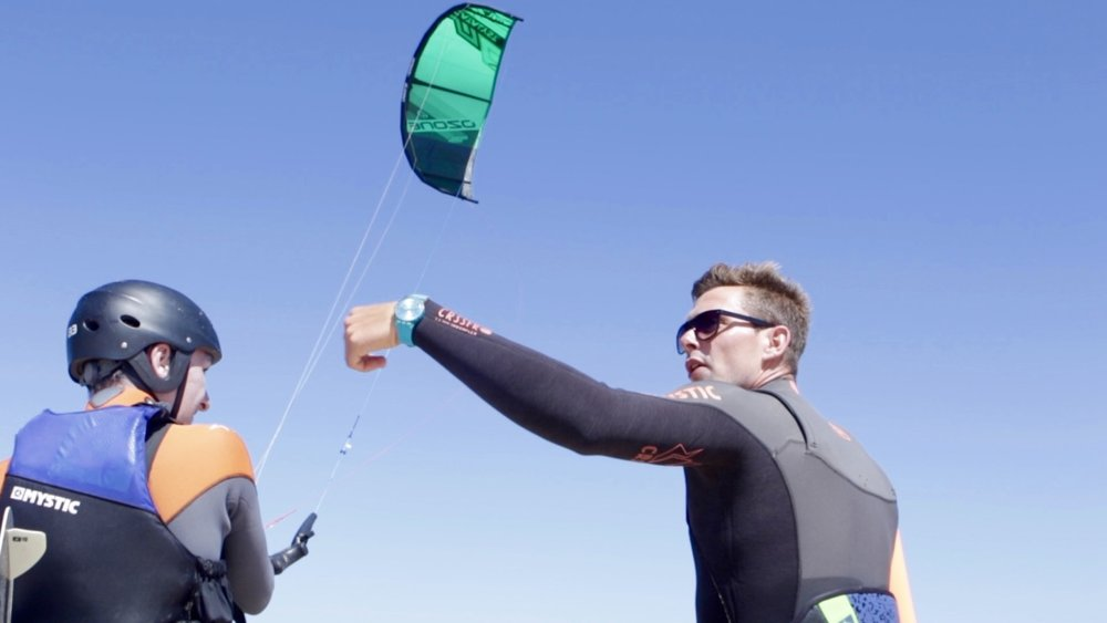Copy of Kitesurf school Baleal - Portugal | Kite Control