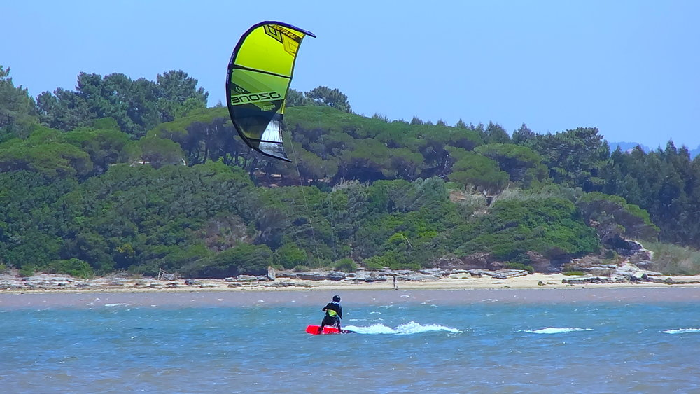 Kitesurf school Baleal - Portugal | Kite Control