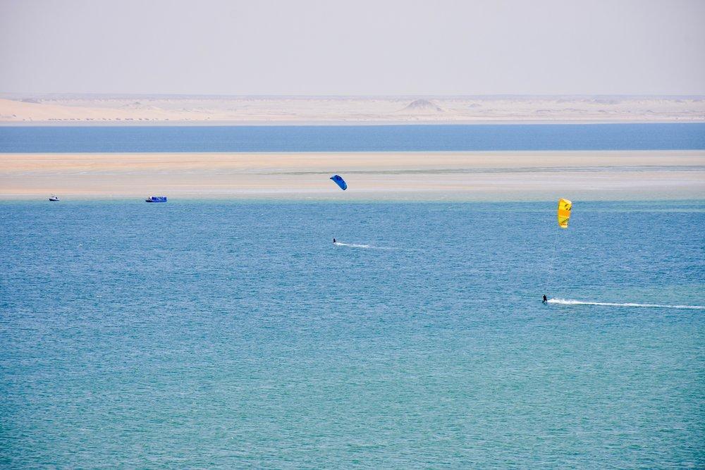 Downwind Dakhla Morocco | Kite Control.jpg