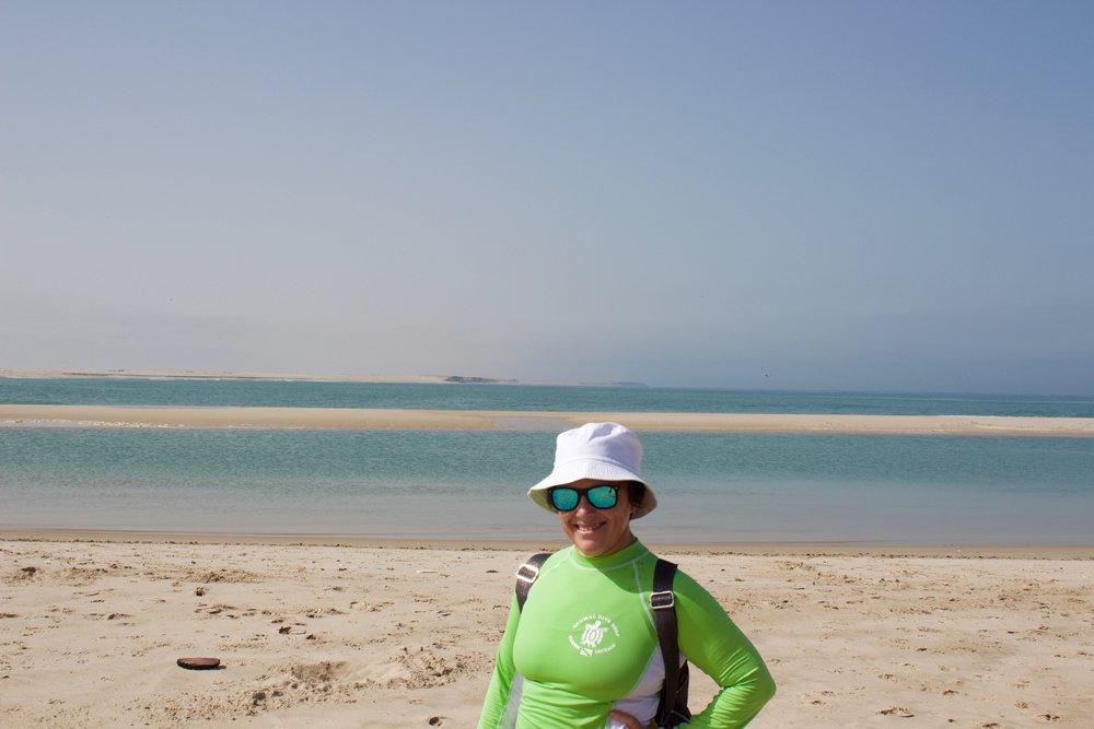 Sahara desert and ocean | Kite Control trips.jpg