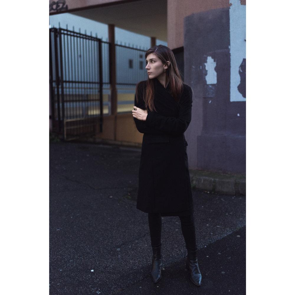 Model :  Aurélie Trivi