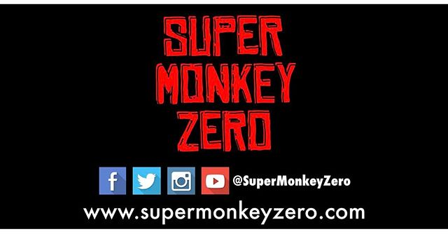Be sure to follow us 😎🤘 #socialmedia #music #supermonkeyzero