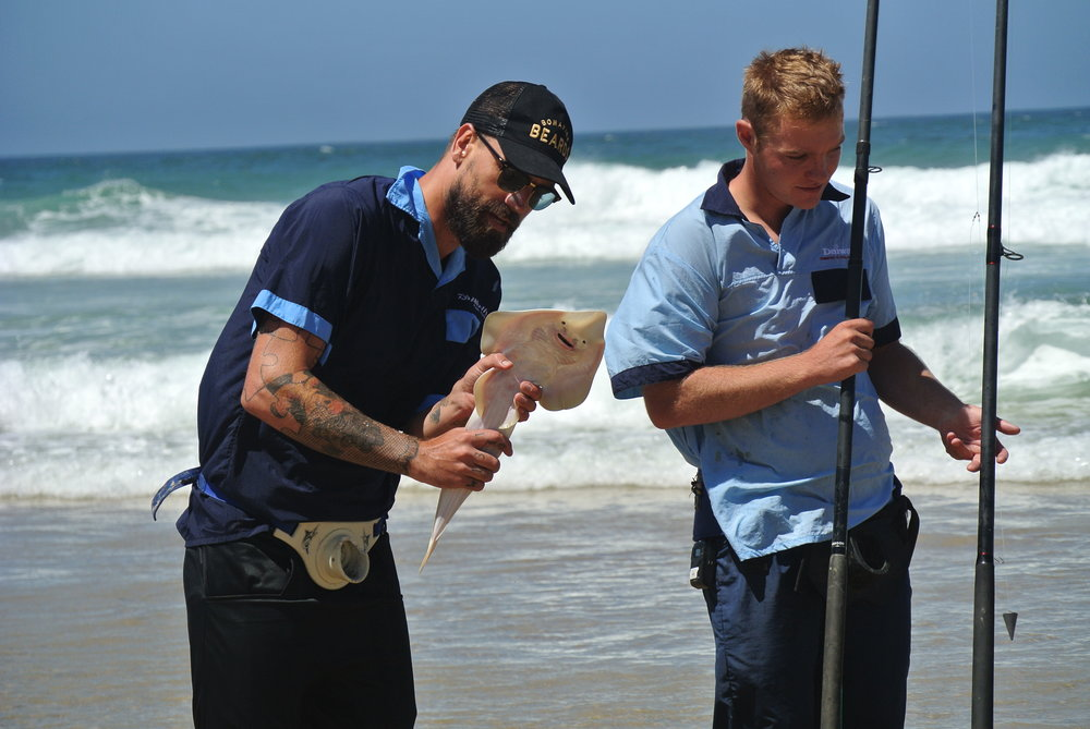 Brett with a sandshark.JPG