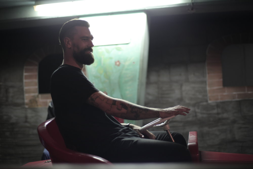 Brett Rogers_Food Booze and Tattoos_Season 1_Behind the Scenes (15).JPG