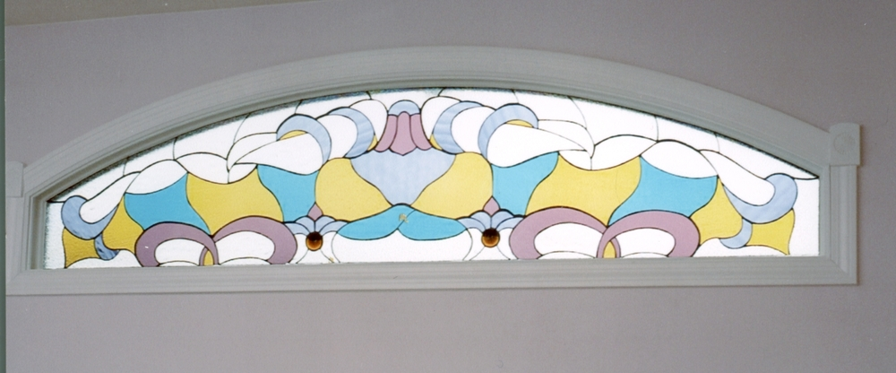 Bedroom Transom Window