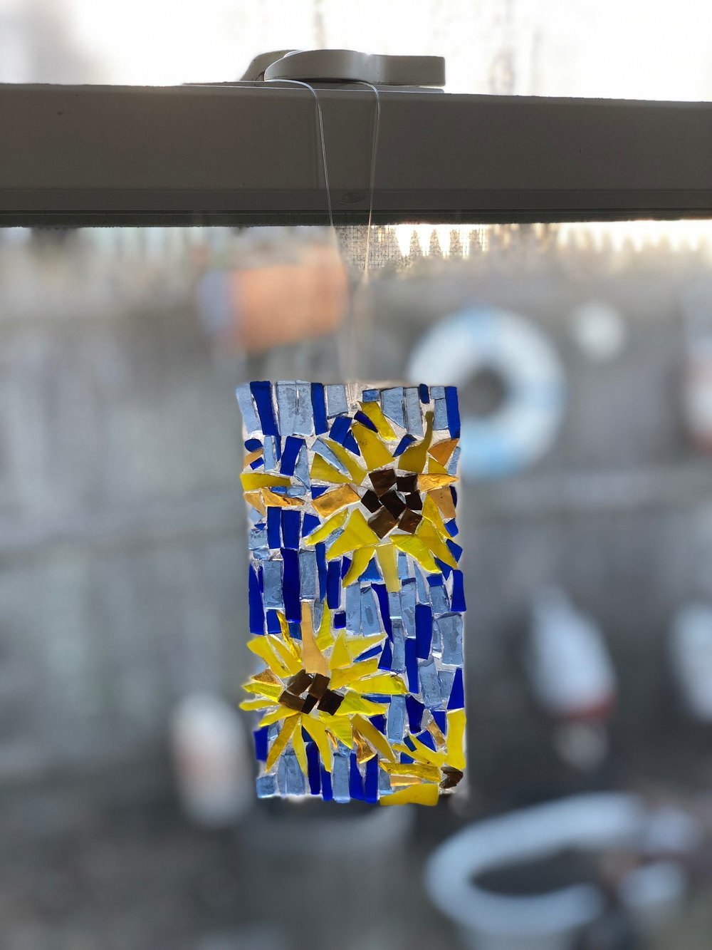 Rectangle Sun Catcher