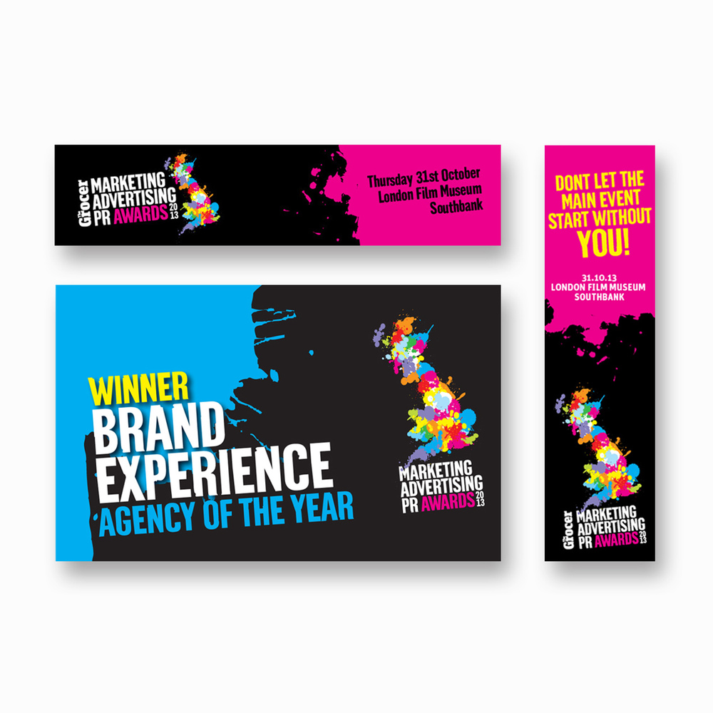 Marketing, Advertising PR Awards