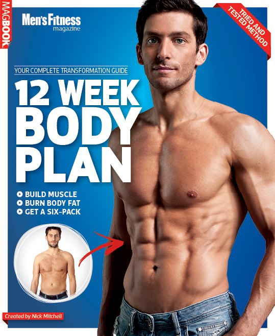 an objective review of the mens fitness 12 week body plan elite nutrition coaching
