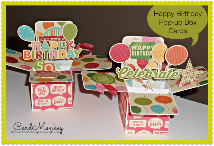 Pop up cards cardmonkeys card tutorials cards pop up birthdayg pronofoot35fo Image collections