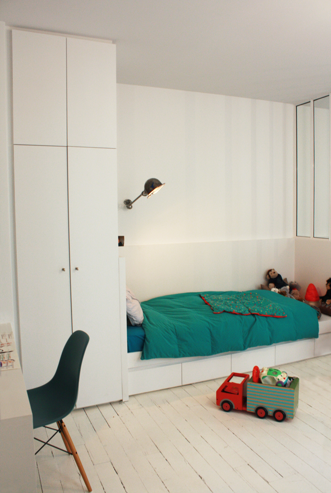 Appartement M - Paris 6