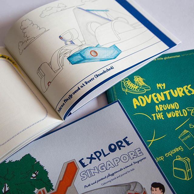 Start the June holidays well and keep your kids occupied with our travel journals and colouring books! Whether you are traveling this holiday or not, these books are definitely keeping your kids away from the gadgets!