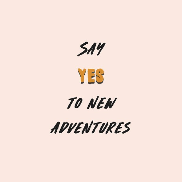 Always ready for new adventures! 💃🏻