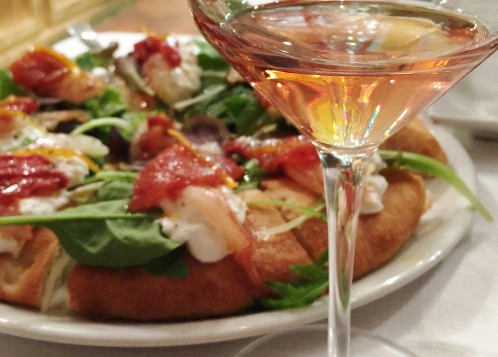 Pizza & Chiaretto di Bardolino