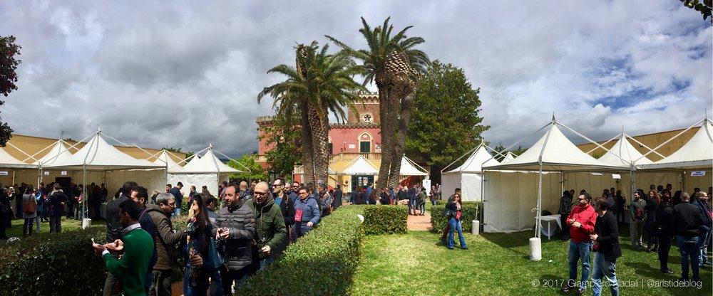 Contrade dell'Etna, al Castello Romeo, Randazzo