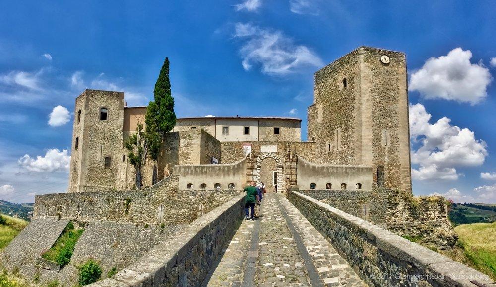 Castello di Melfi, Basilicata