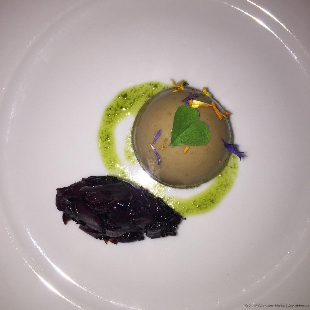 Un abbinamento azzeccato: mousse di fegato, cipolle caramellate e Recioto di Gambellara