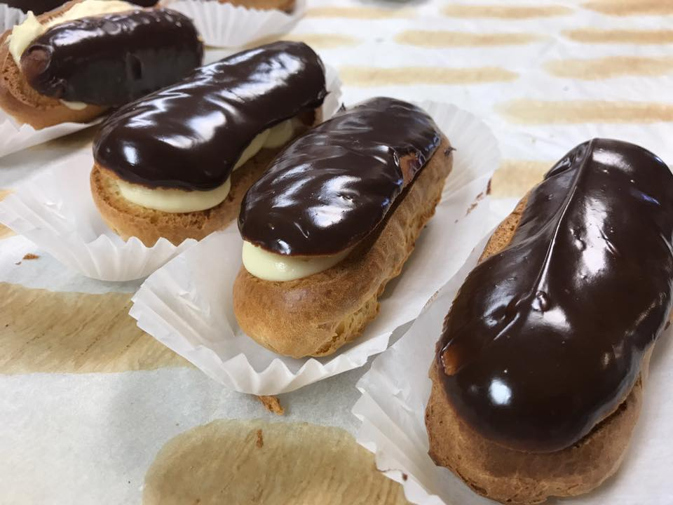 Eclairs!