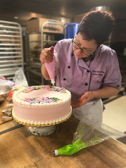 Andrea Swanson - Owner/Executive Pastry Chef
