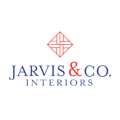 The Jarvis & Co. main logo with Chippendale motif.