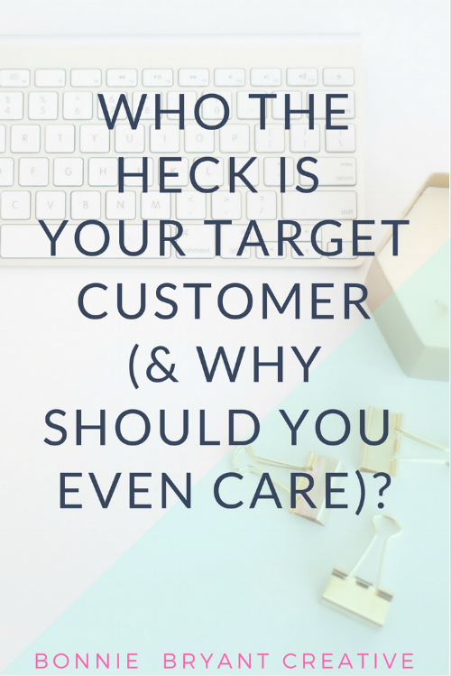 how to find your target customer