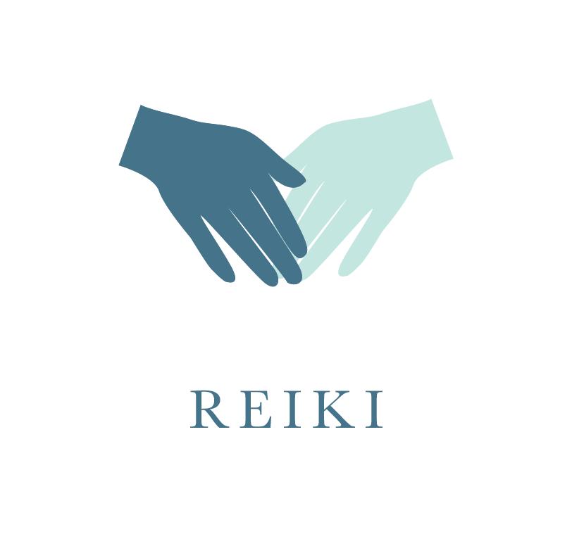 modern reiki logo