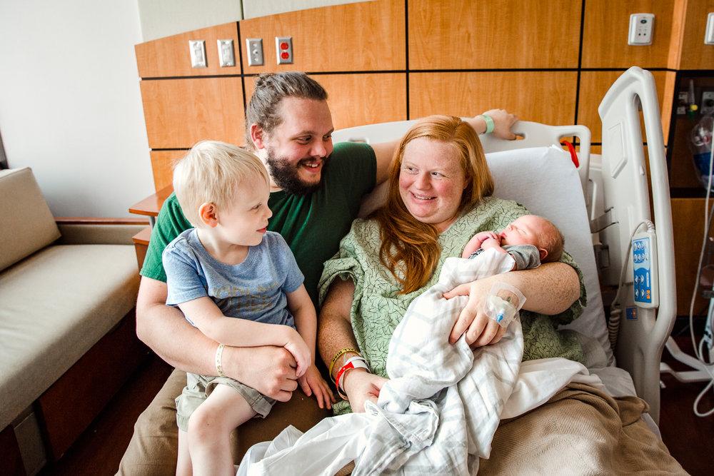 Houston Newborn Family Photographer