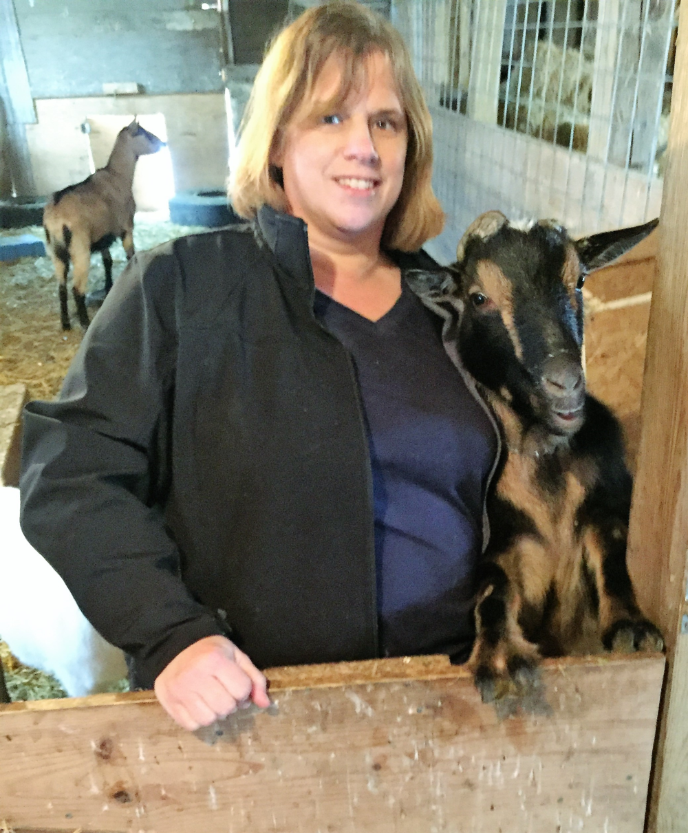 Beth... - has been a certified veterinary technician 28 years. Most of these years had been with Country View Animal Hospital, now Badger Veterinary Hospital-Beloit.
