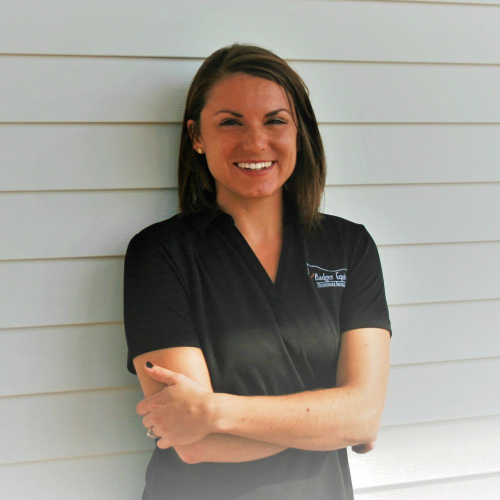 Toria Waldron, DVM - Medical Director, Equine