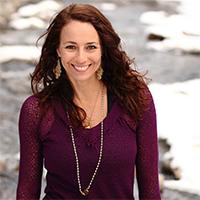 kirsten warner Founder, Devi yoga for women
