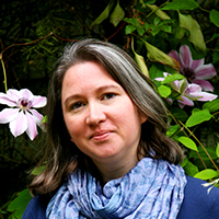Lucy pearce   author