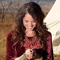 India Rose MARIAMNE   (Indigo Bacal)    Founder, Wilde Tribe