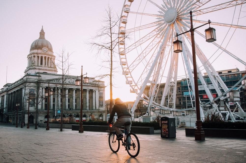 Nottingham - Market Square