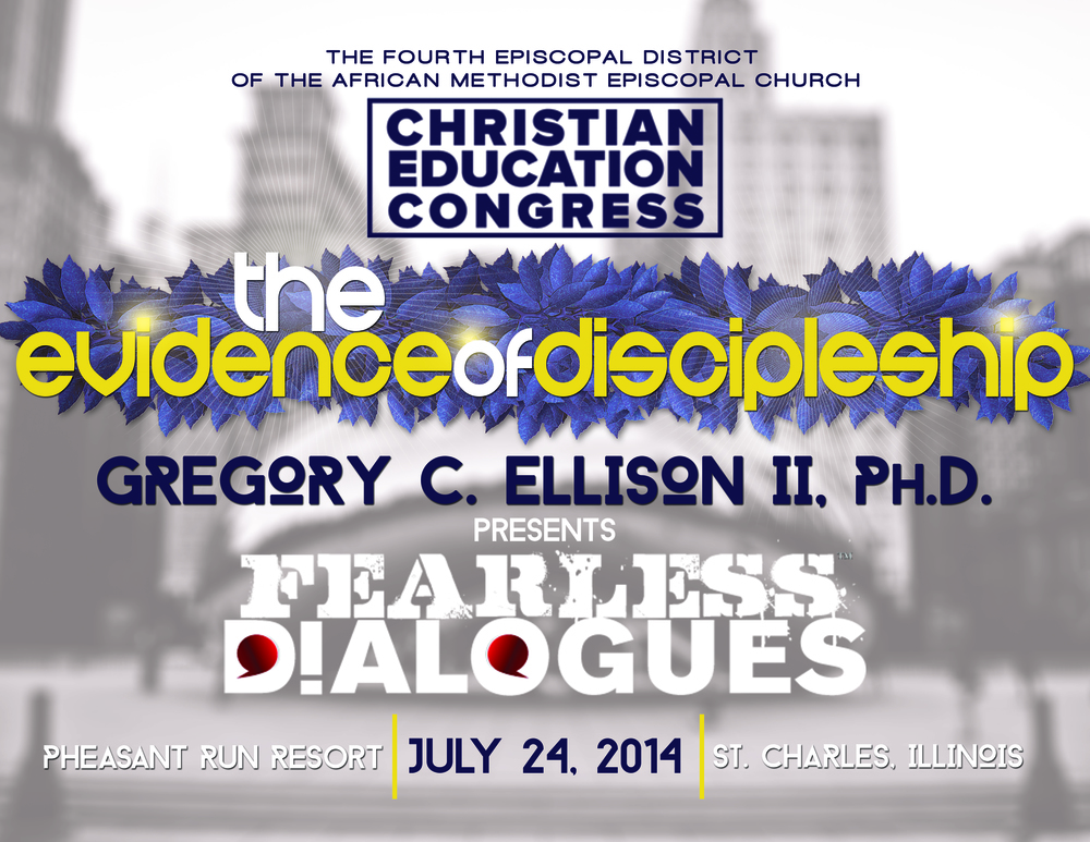 4th Episcopal District, AME Christian Education Congress, St. Charles, IL (July 2014)