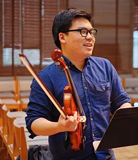Eunhil David Cho                         -healer-    Animator   Cho is a Korean American scholar-minister who cares deeply about the works of community development, intercultural understanding, and character formation. He is currently pursuing PhD studies at Emory University and serving a multicultural congregation as a Presbyterian minister.