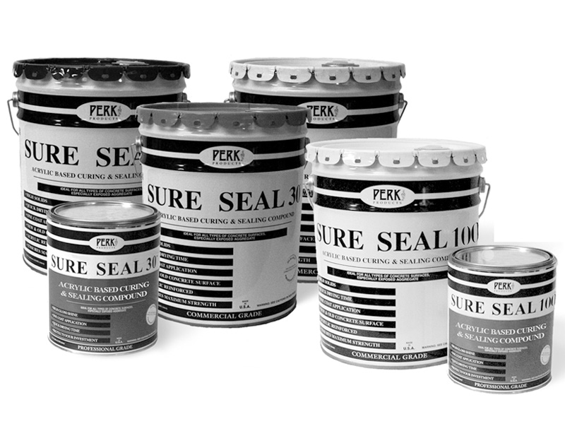 Sealers, Stains and Waterproofers