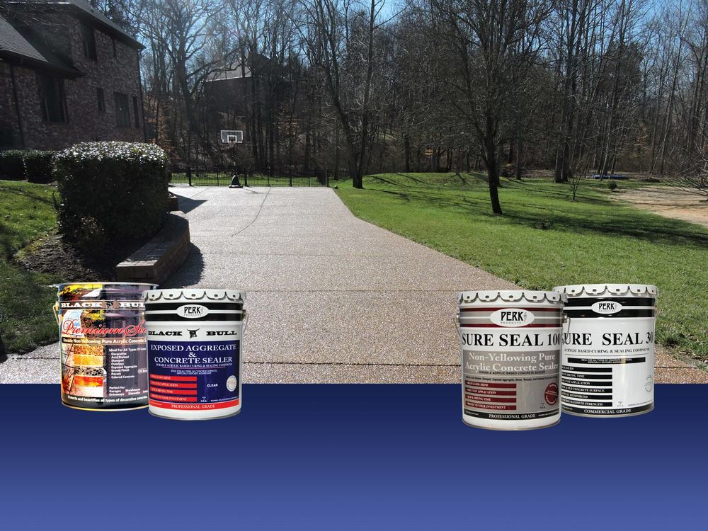 Since 1937   Premium Grade Construction Products    Learn More