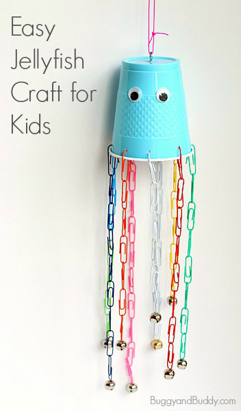 Jelly Fish Wind Chime