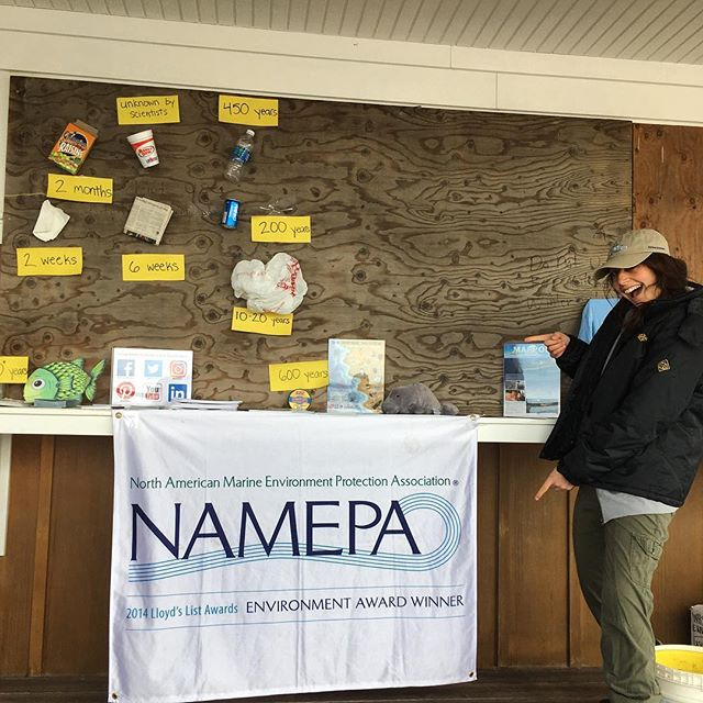 Looking for a summer internship? Have a passion to Save Our Seas, educate others, and advance in the maritime industry or marine science field? Check out NAMEPA's internship program on our website or contact Nina at n.quaratella@namepa.net! . http://www.namepa.net/internship . . .  #saveourseas #education #thinkblue #conservation #maritime