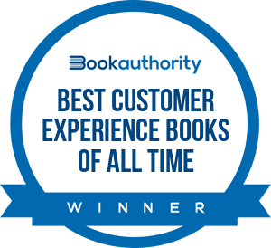 #8 best customer experience book of all time.