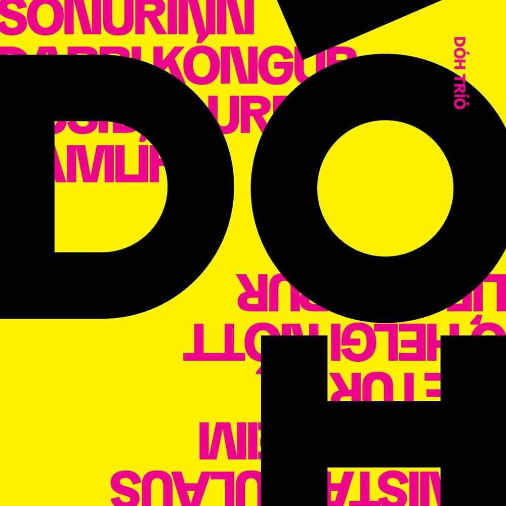 DÓH Trio - DÓH Trio (2018)  // production, engineering & mixing