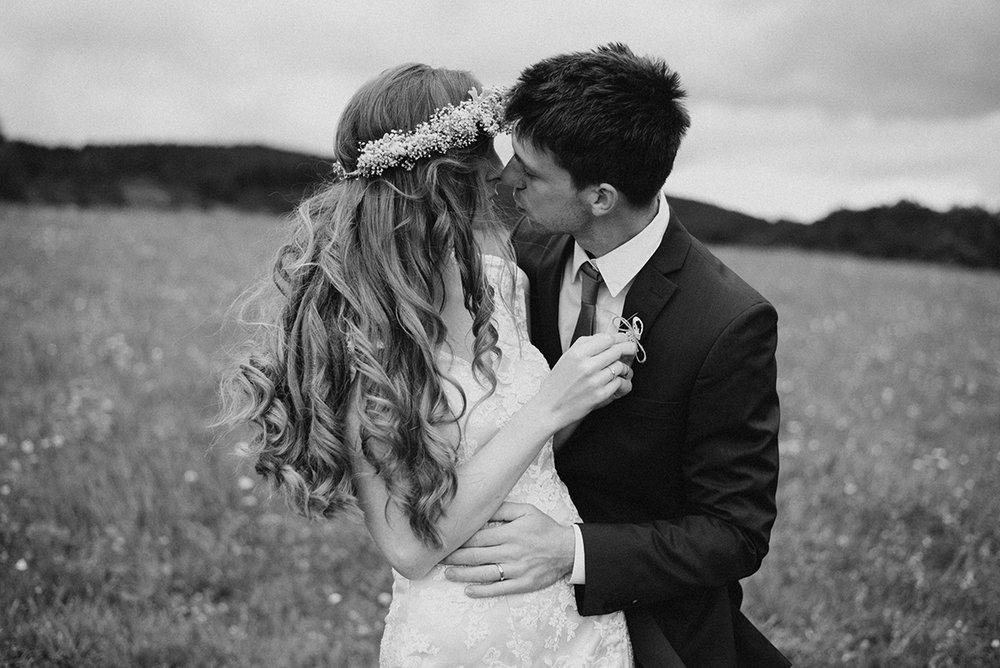 Maličká svatba 12000Kč - Jen obřad a portrét 6000Kč