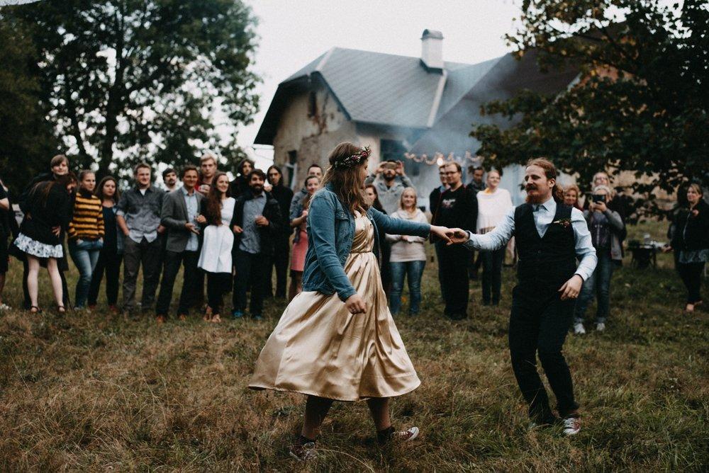 svatba v jeseníkách