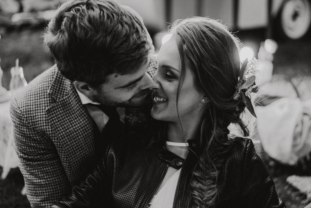 intimní svatba