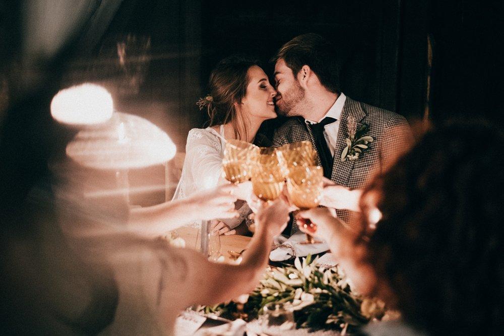 svatba v noci