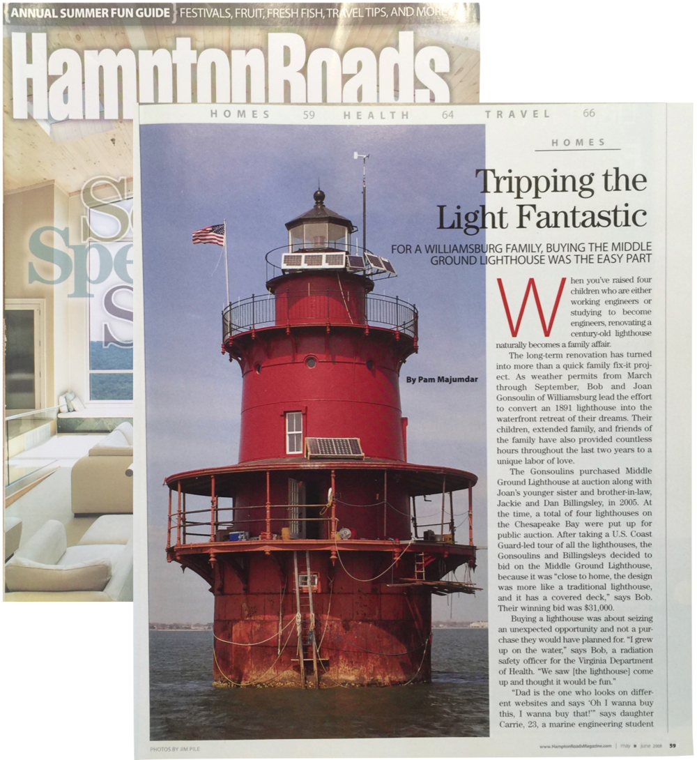 Hampton Roads Magazine | June 2008