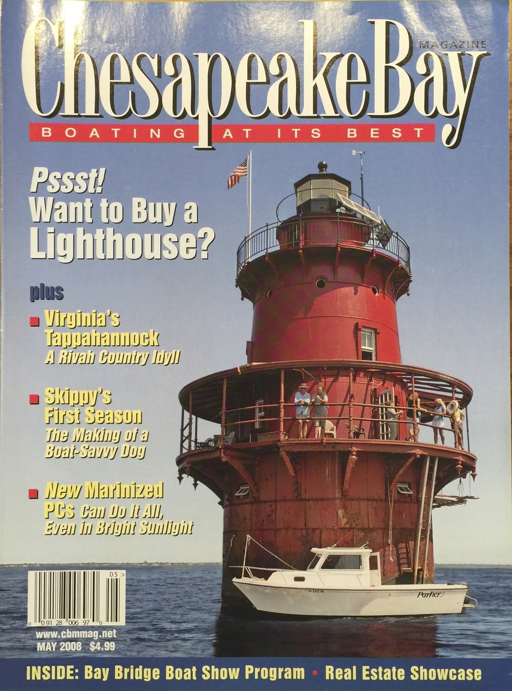 Chesapeake Bay Magazine | May 2008
