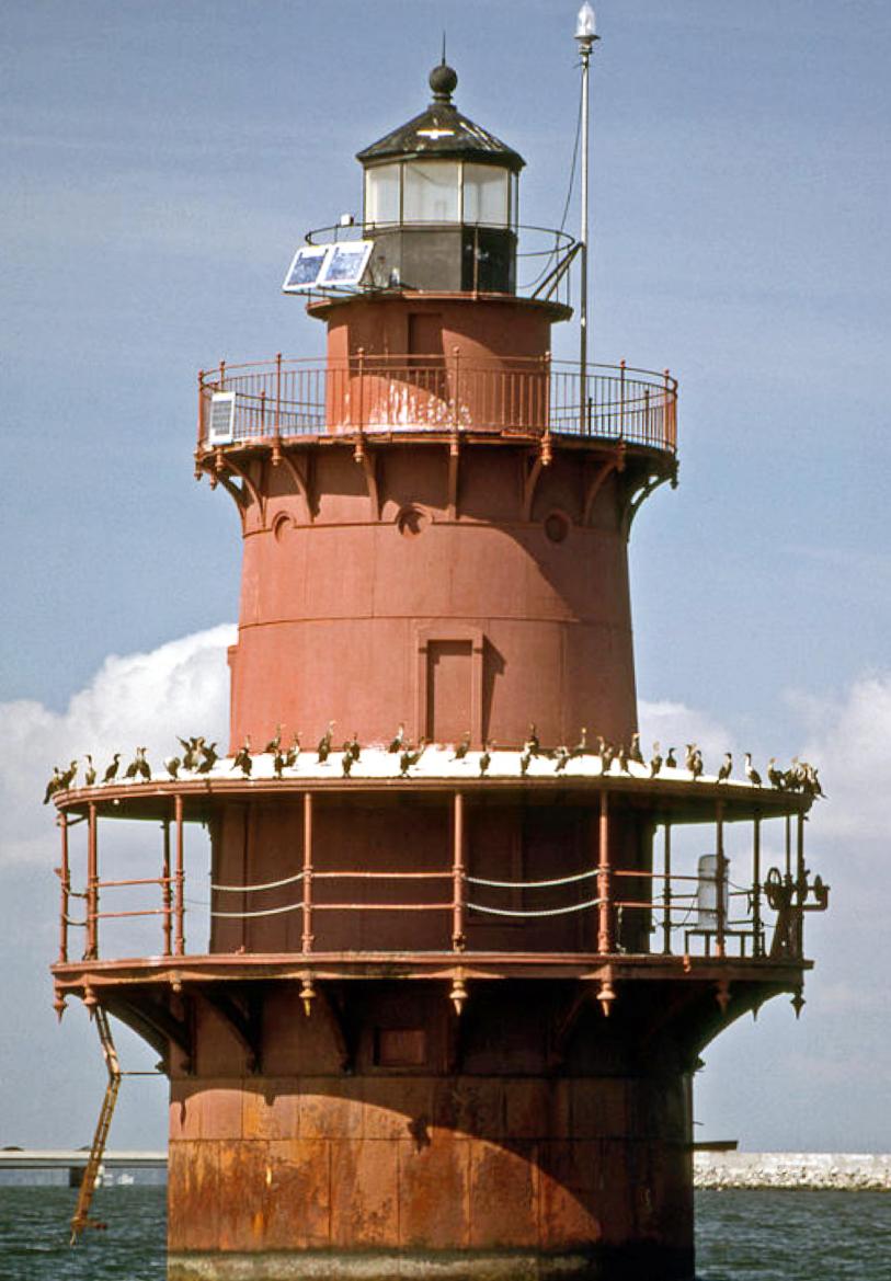 Middle Ground Lighthouse |Ski p Willits | Fine Art America |February 10th, 2015