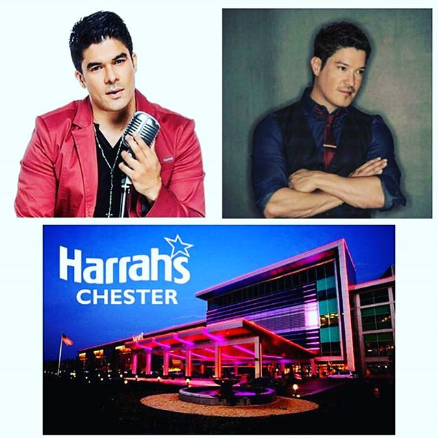 Mi gente de Philly!! Nos vemos el 8 de Octubre en Harrahs Chester junto a mi hermano Jerry Rivera. Hope to see my philly peeps at Harrahs Chester on October 8th alongside Jerry Rivera. Live concert #blessed #music #musiclife