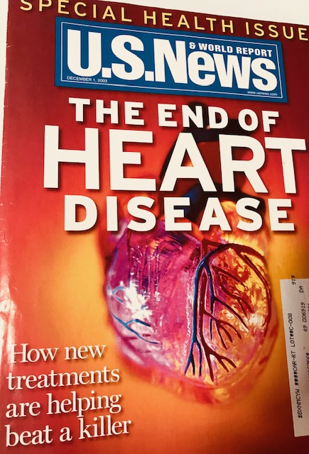 Ep 126 - The End of Heart Disease