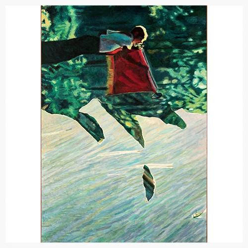 Илья и Эмилия Кабаковы: Вертикальная картина #10, 2012